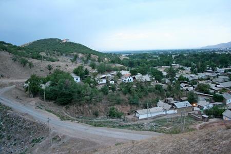 kyrgyzstan: Uzgen, Kyrgyzstan