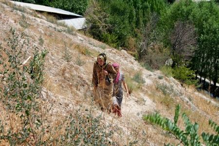 kyrgyzstan: Uzgen, Kirguist�n