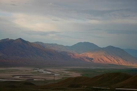 kyrgyzstan: Toktogul lake region, Kyrgyzstan