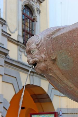 rynek: Wroclaw, Poland Stock Photo