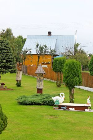 narew: The Village Museum, Narew, Podlasie, Poland
