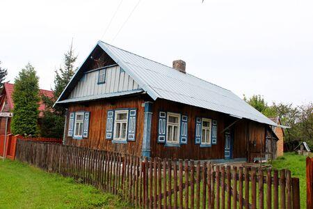 Traditonal domy w Podlasie, Polska Publikacyjne