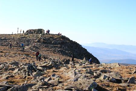 gora: Babia Gora, Beskidy, Poland