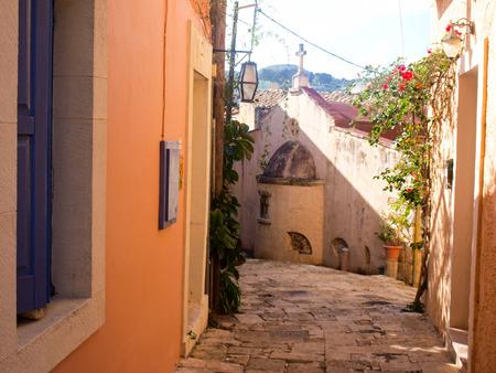 kreta: Greek Church in Archanes, Crete