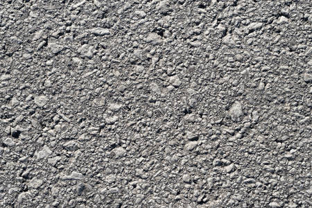 Used asphalt texture from above close up Imagens