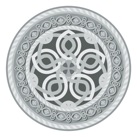 Architectural roundel Stock Vector - 17273513