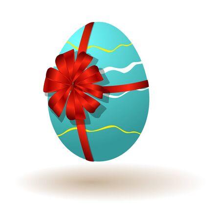 Easter egg - Happy Easter Vector