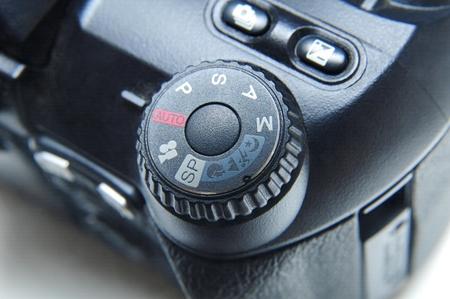 microstock: Close up of a digital camera