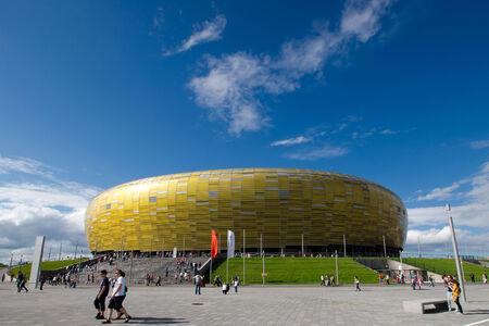 gdansk: Arena Gdansk