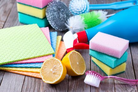 Eco-friendly natural cleaners