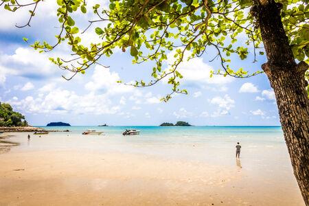 trad: Sea at Koh Chang ,Trad, Thailand