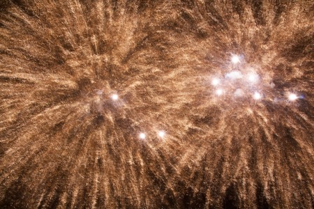 foci: Fireworks flash