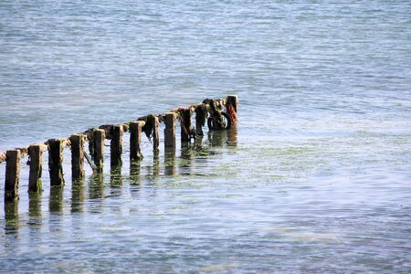 pierce: The ruins of the pier