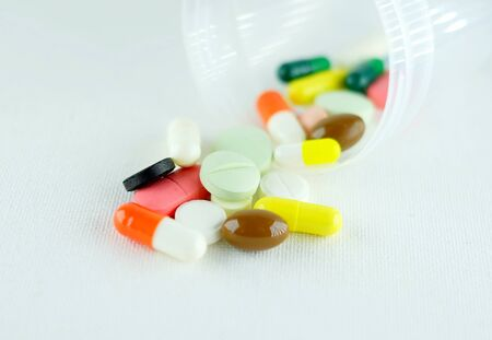 prescribed: A variety of drugs supplement drug, container pharmacy, capsule, nutritional