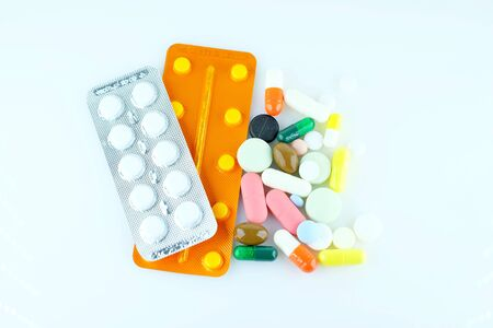 prescribed: A variety of drugs supplement