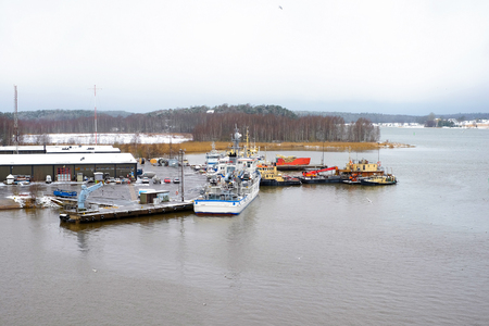 shipyard: Panorama port logistics, shipyard ports blue water