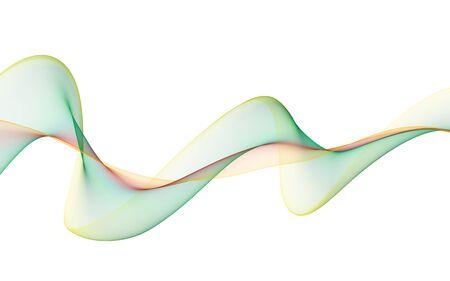 Abstract ink lines background Standard-Bild - 137035818