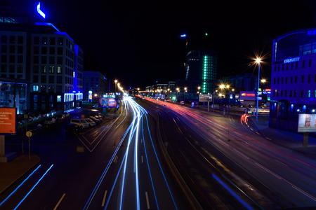 saint petersburg: night saint petersburg Stock Photo