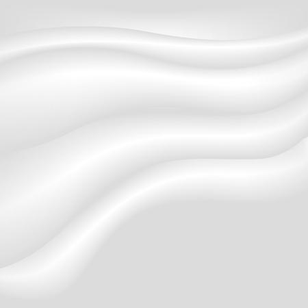 White texture waves