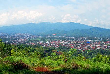 venation: Sidimpuan city of Peak simarsayang