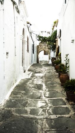 lindos: Lindos Street