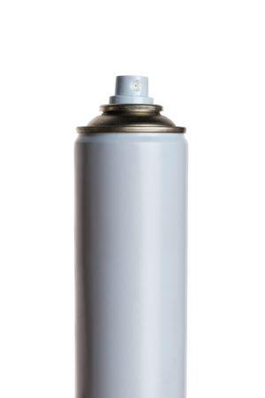 Aerosol isolated on white background