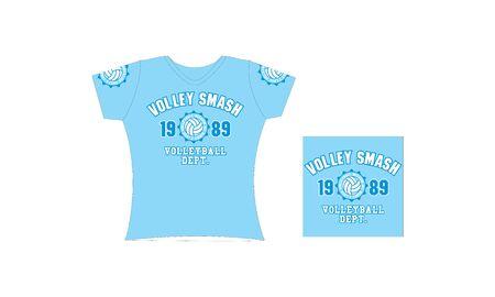 for women: Example t-shirt sport for women