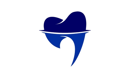 Dental Tooth, dentist logo vector