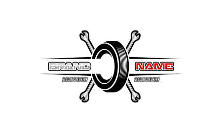Auto Repair Services, automotive logo ideas, sample vehicle logos