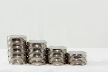 Stack of Coins Stock Photo - 13791921