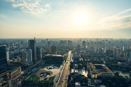 chengdu: Chengdu scenery Editorial