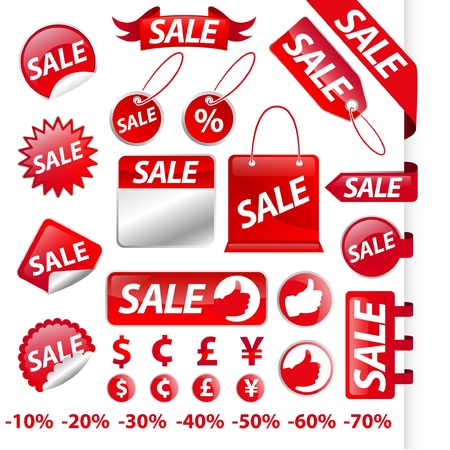 ultimate: Ultimate sale labels