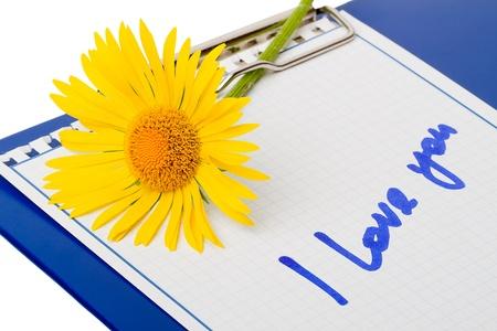 A handwritten Stock Photo - 11934629