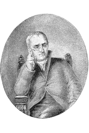 pioneering: Gravure  John Dalton FRS  6 September 1766  27 July 1844  was an English chemist, meteorologist and physicist  He is best known for his pioneering work in the development of modern atomic theory, and his research into colour blindness  sometimes referred