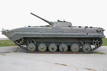 歩兵戦闘車 (IFV) としても知られている、機械化された歩兵戦闘車 (MICV) は装甲戦闘車戦いに歩兵を運ぶ、直火サポートを提供するための型です。中