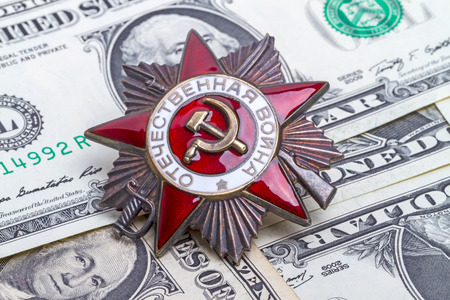 war decoration: USSR - Order of the Patriotic War established on 20 May 1942, the Order of the Patriotic War was a decoration of the Soviet Union for heroic deeds during the Patriotic War (ОТЕЧЕСТВЕННАЯ ВОЙНА) , the Soviet term for World War II.
