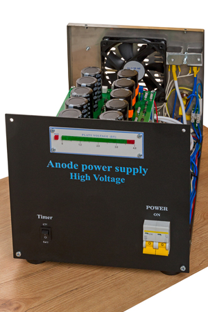 Anode power supply High Voltage of the shortwave power amplifier