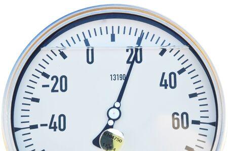 Pressure dial gauge