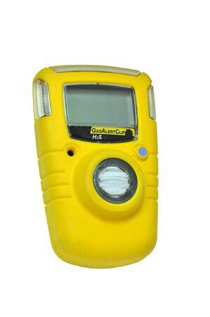 The smart H2S detector for oil industry Archivio Fotografico