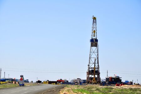 The onshore drilling rig