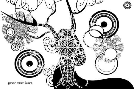 view wallpaper: Christmas deer Illustration