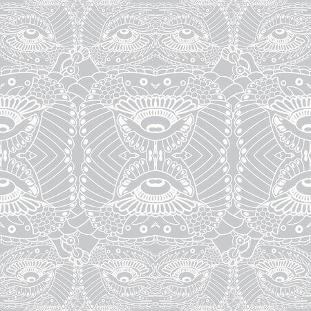 decorative vector pattern seamless  Vector
