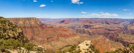 Panoramic view of the Grand Canyon Colorado, USA.