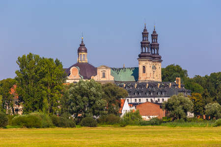 Lad Abbey is a former Cistercians monastery in Lad - village, Poland. Lad Abbey is designated an official Polish Historic Monument. Archivio Fotografico