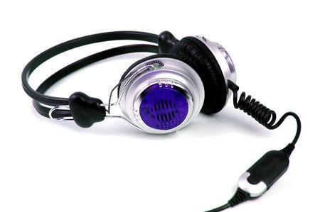 modern phones to listen music Stock Photo - 17075310
