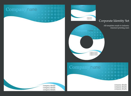 brand new: Corporate identity template