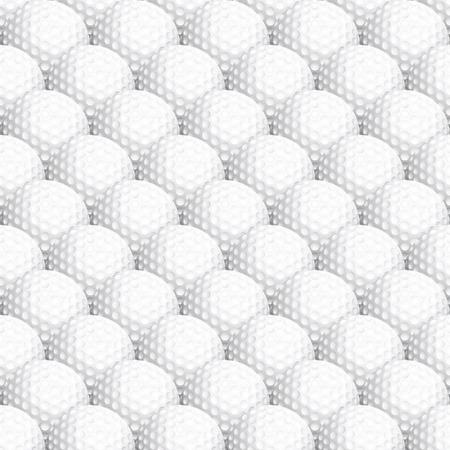Seamless golf ball background Stock Vector - 4113676