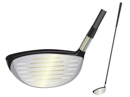 Golf club Stock Vector - 4142189