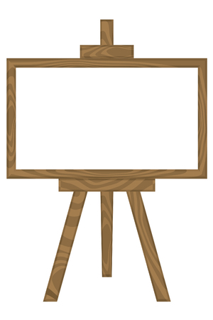 boardroom meeting: White board with stand