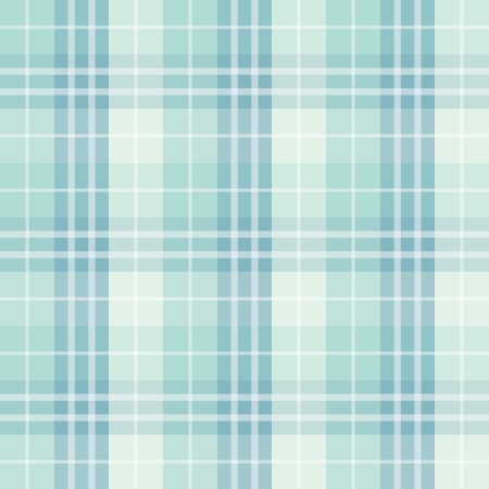 gingham: Seamless checked blue pattern